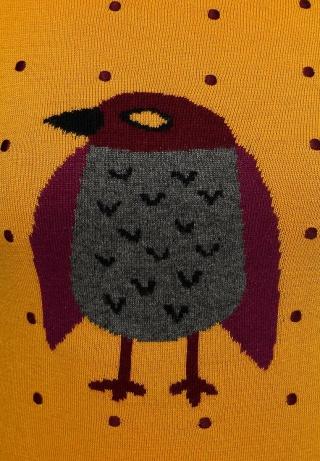 джемпер с птицей-2