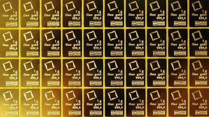 Золотые слитки Combibar в форме шоколада! Хотели бы себе такие    silverspoons2   852c3f26827