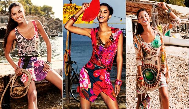 Испанская Одежда Desigual