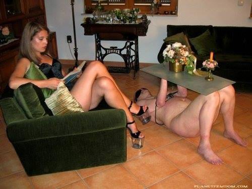 Бытовой раб госпожи