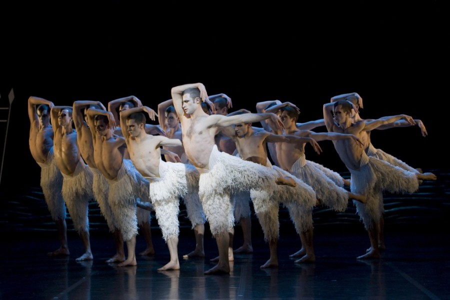 Swan lake - Matthew Bourne (2)