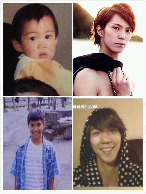 baby mao and then grown up