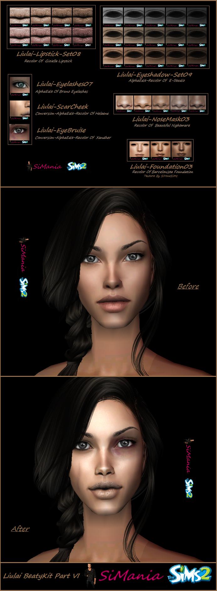 BeautyKit-Part VI