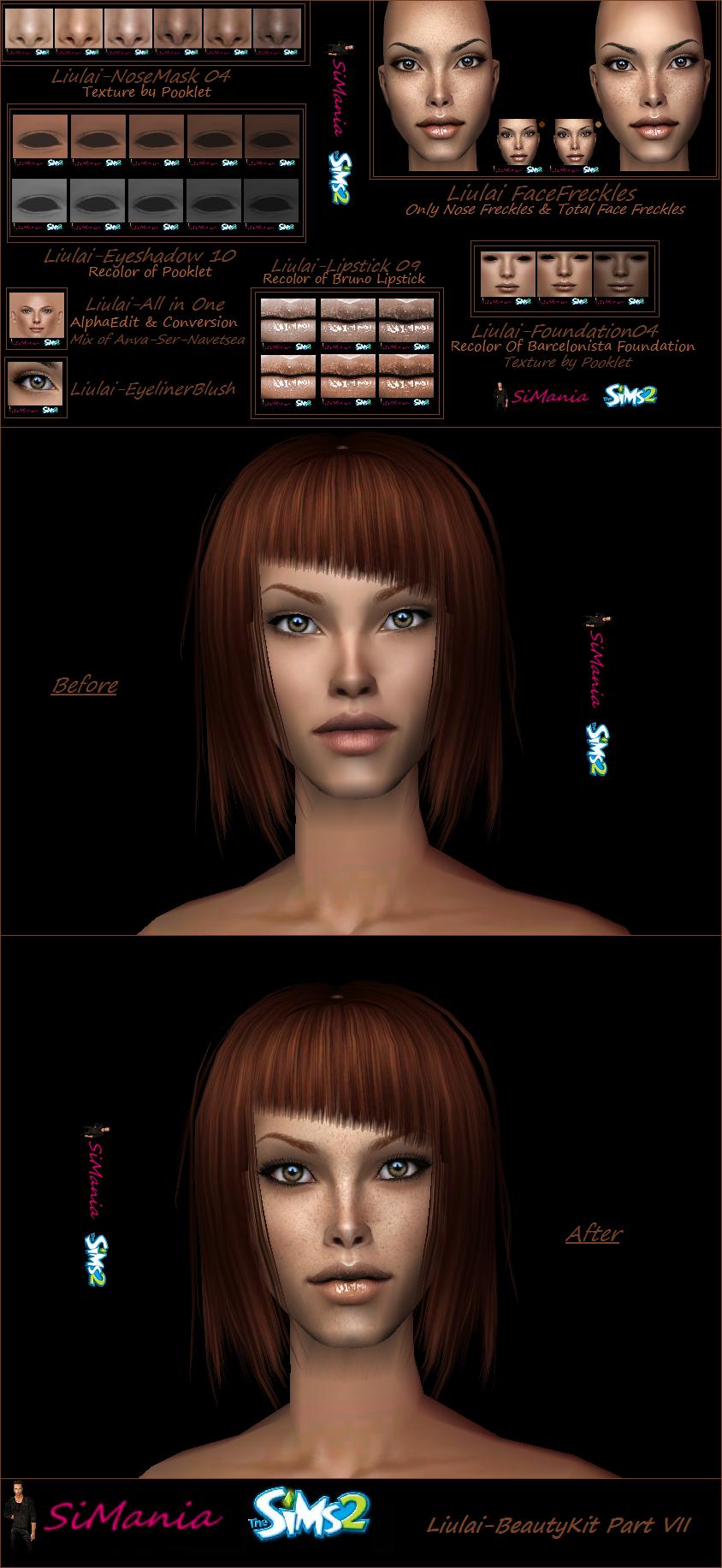BeautyKit-Part VII