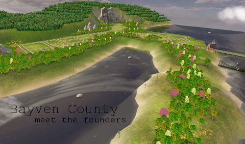 Bayven County - Founders