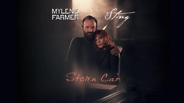 MYLENE FARMER STING STOLEN CAR MP3 СКАЧАТЬ БЕСПЛАТНО