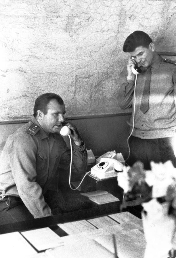 Ю.А.Гагарин  В.Е. Игнатьев
