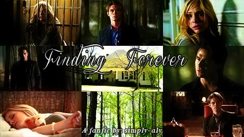 Finding Forever Fic Banner