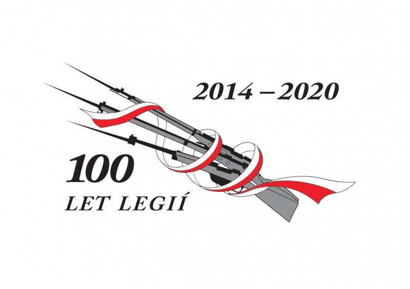 Логотип проекта Legie 100 (с сайта www.csol.cz).