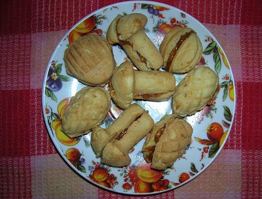 Тесто на орешки рецепт для орешницы с пошагово