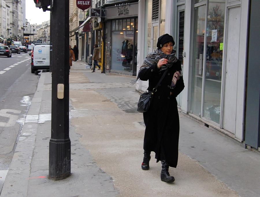 Праститутка В Париже