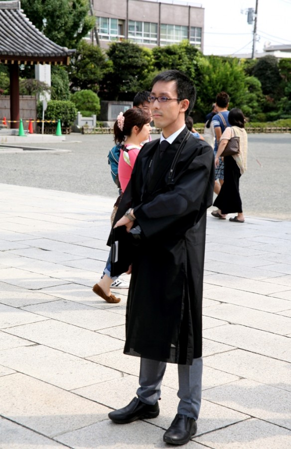 Храм Кавасаки Дайси