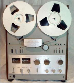 бобинный магнитофон Союз 110