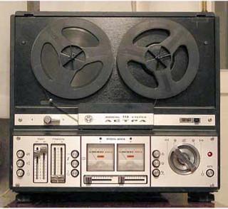 Бобинный магнитофон Астра 110