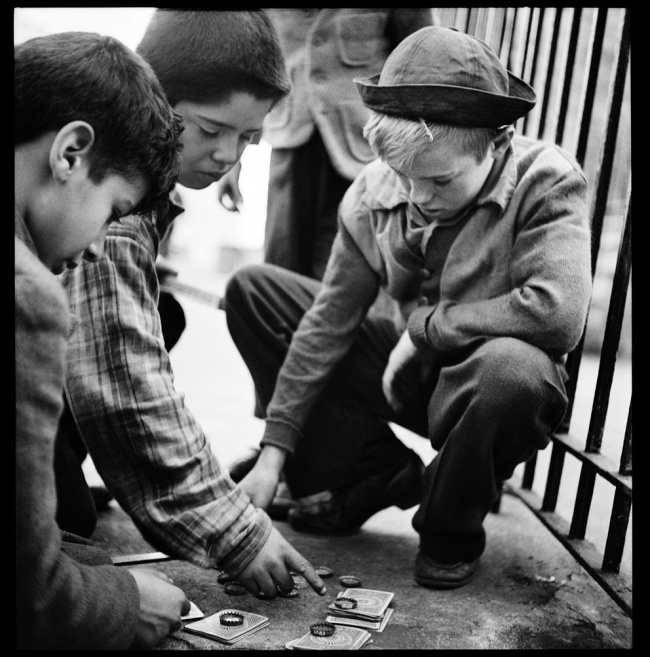 уличные игры 1947