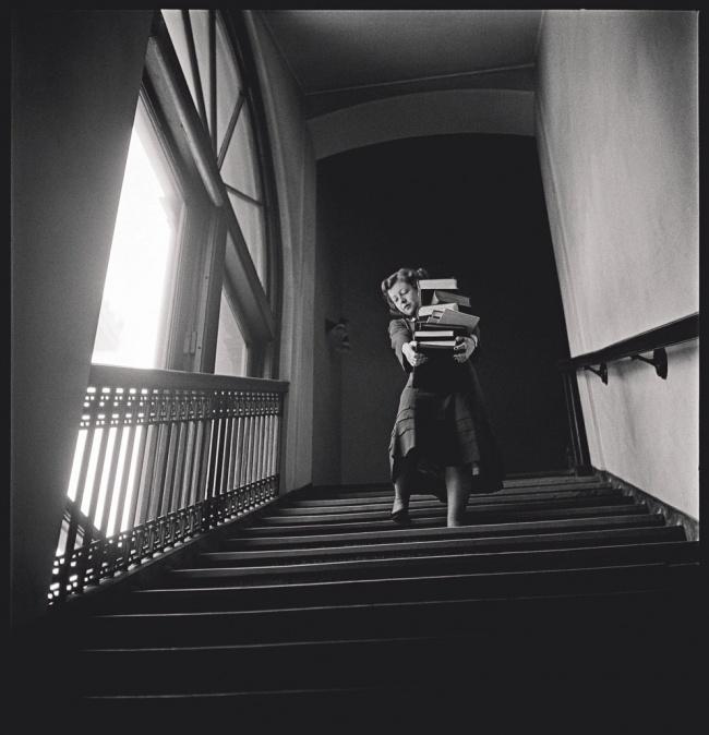 студентка 1948