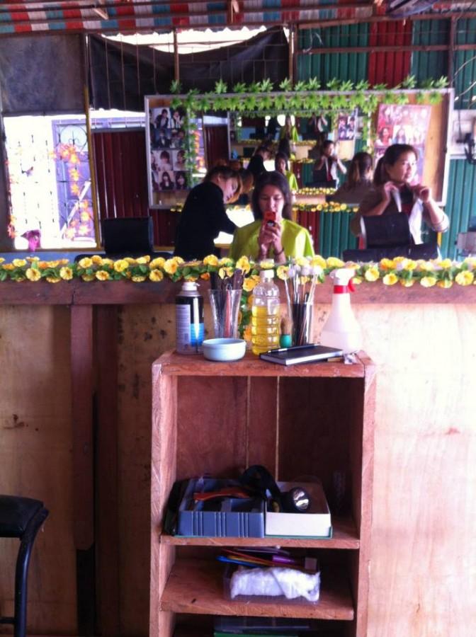 салон красоты в Лаосе