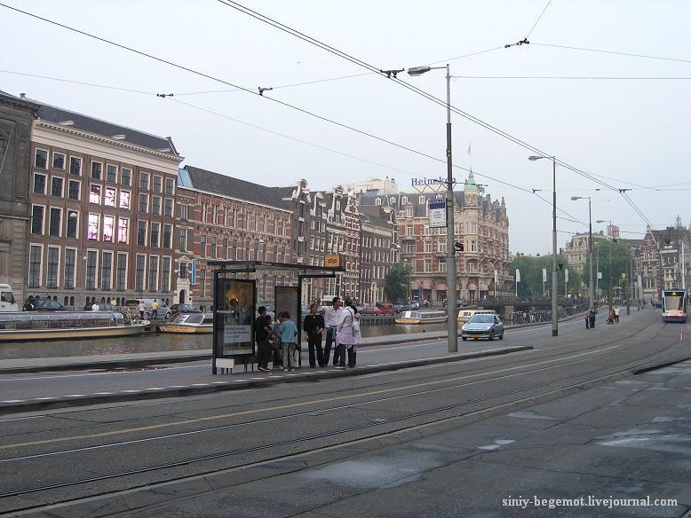 Амстердам, все понятное и близкое