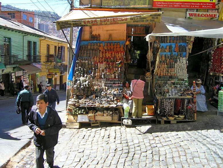 Фото2 Рынок ведьм