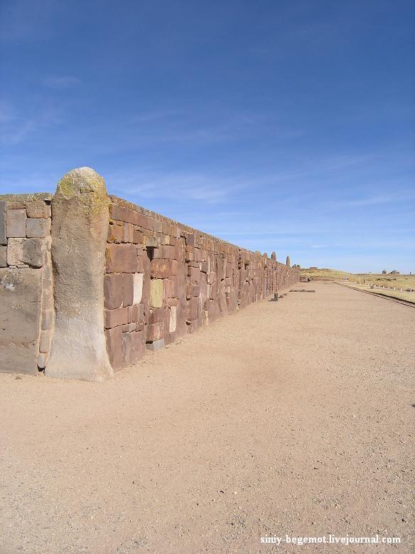 17 Отреставрированная стена