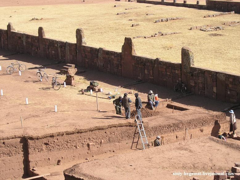 8 Археологи