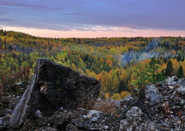 Чердыньский р-н у реки Косьва