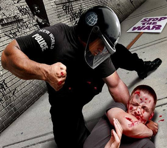 police brutality should be stopped