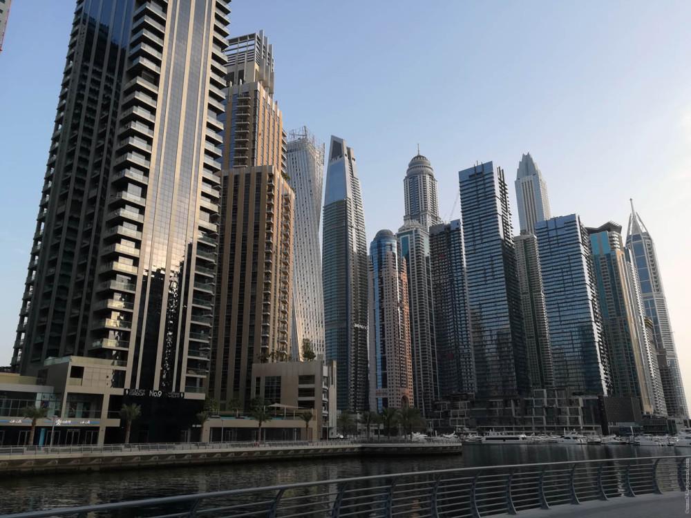 Обратная сторона Дубая