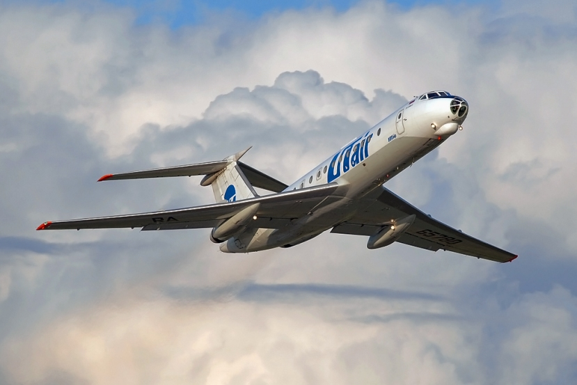 Ту-134А в наборе