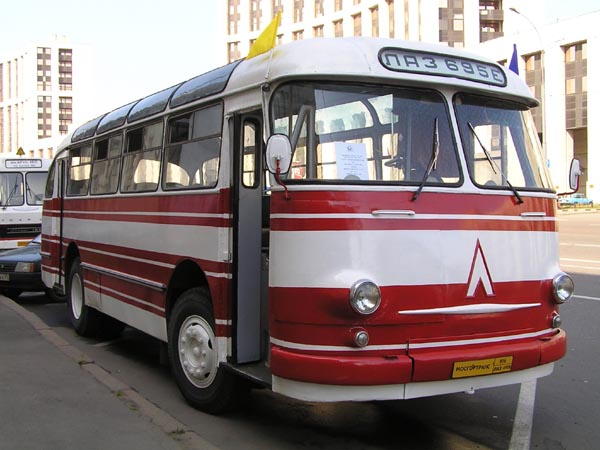 Автобус  ЛАЗ - 695