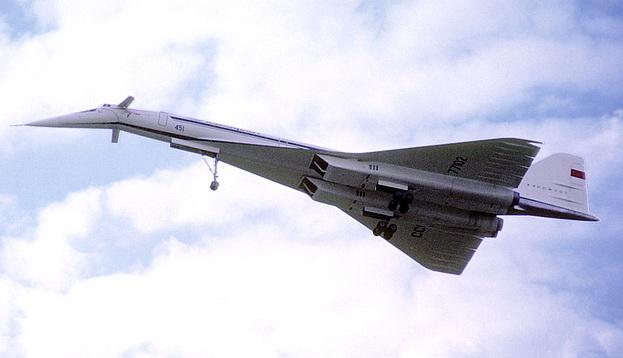 Ту-144  СССР-77102
