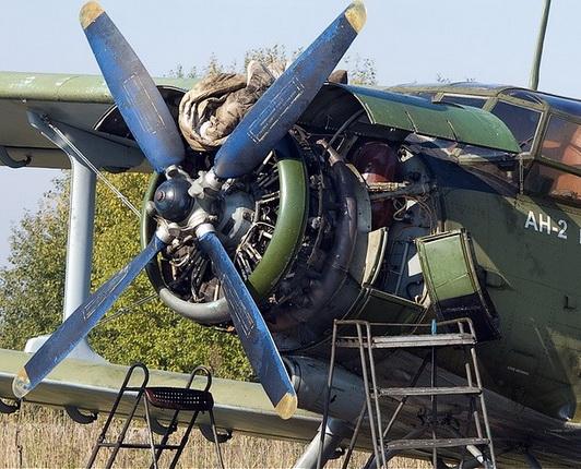 Двигатель  АШ-62ИР на Ан-2