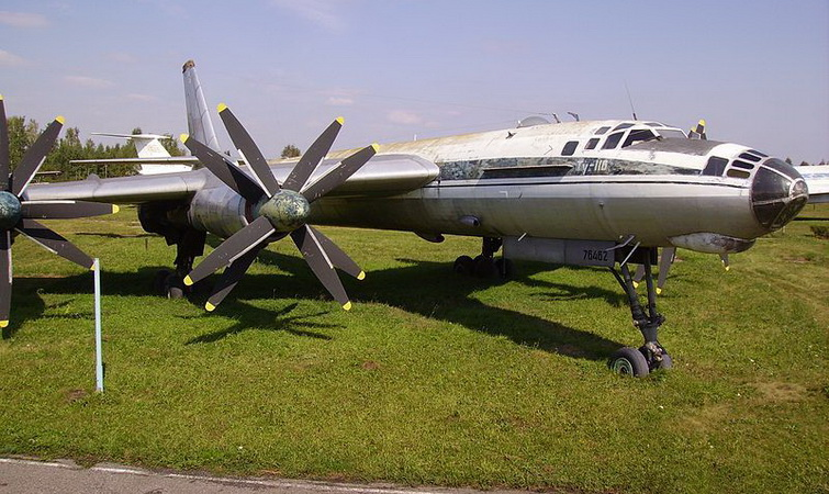 Ту-116 в авиамузее Ульяновска