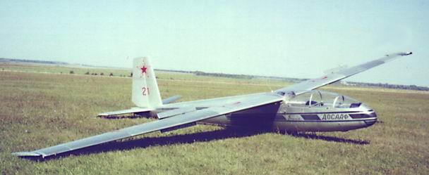 Планер L-13 Бланик