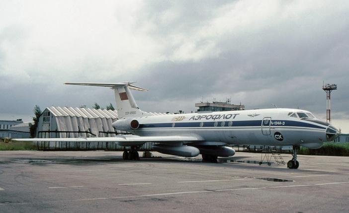 Ту-134 СХ