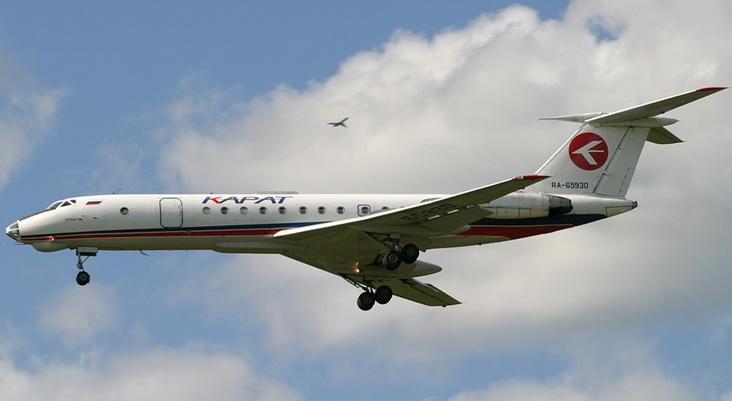 Ту-134 М
