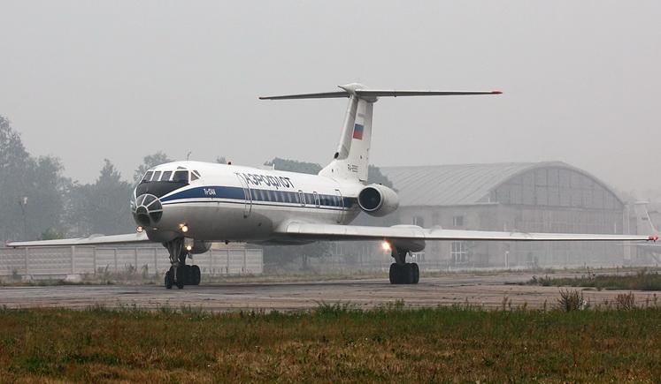 Ту-134А