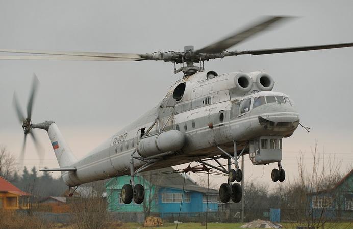 Ми-10К
