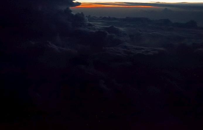 Ночное небо...