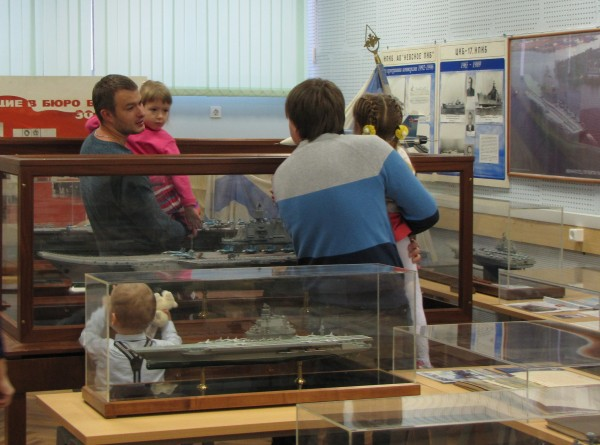 дети в музее IMG_3465