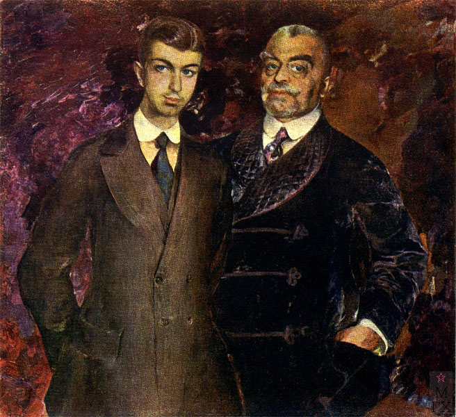 13_Харитоненко Павел и сын