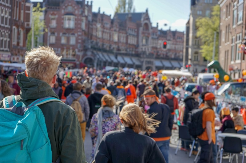 Перед Амстердамом стоит вызов — прирост населения на 12 тыс. человек в год
