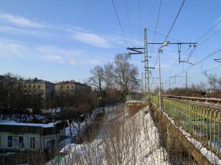 Ретро-фото.  2004 год.  Станции Савеловской железной дороги.