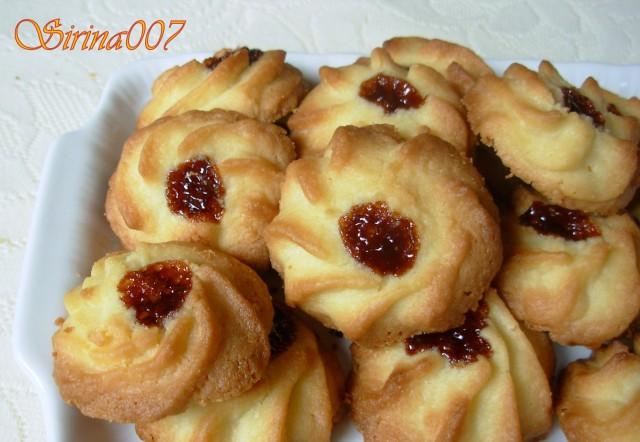 рассыпчатое печенье рецепт