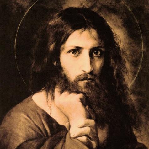 Эль Греко - Иисус