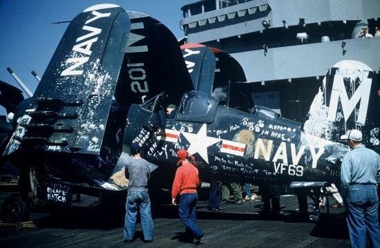 """US Navy """"wrong carrier"""" graffitti - Eugen Systems Forums"""