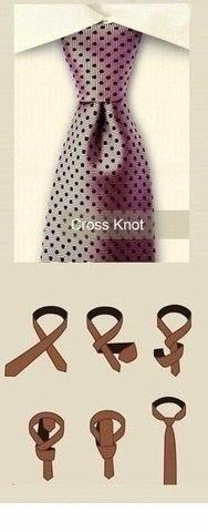 10 способов завязать галстук3