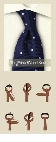 10 способов завязать галстук2