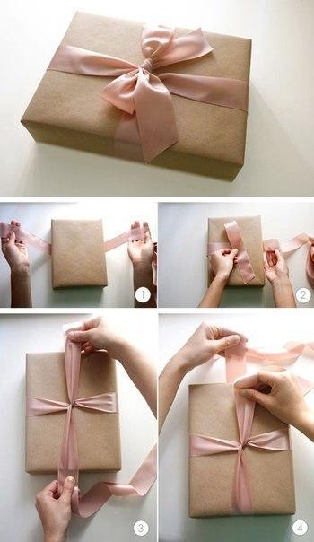 Бантики на подарочки4