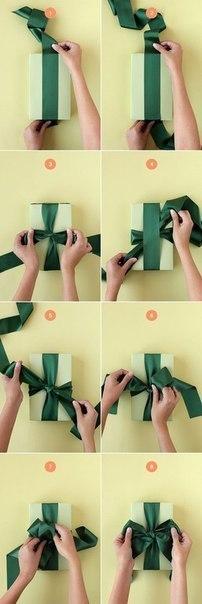Бантики на подарочки3